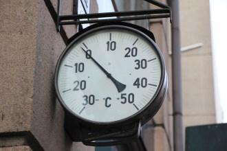 Oslo température