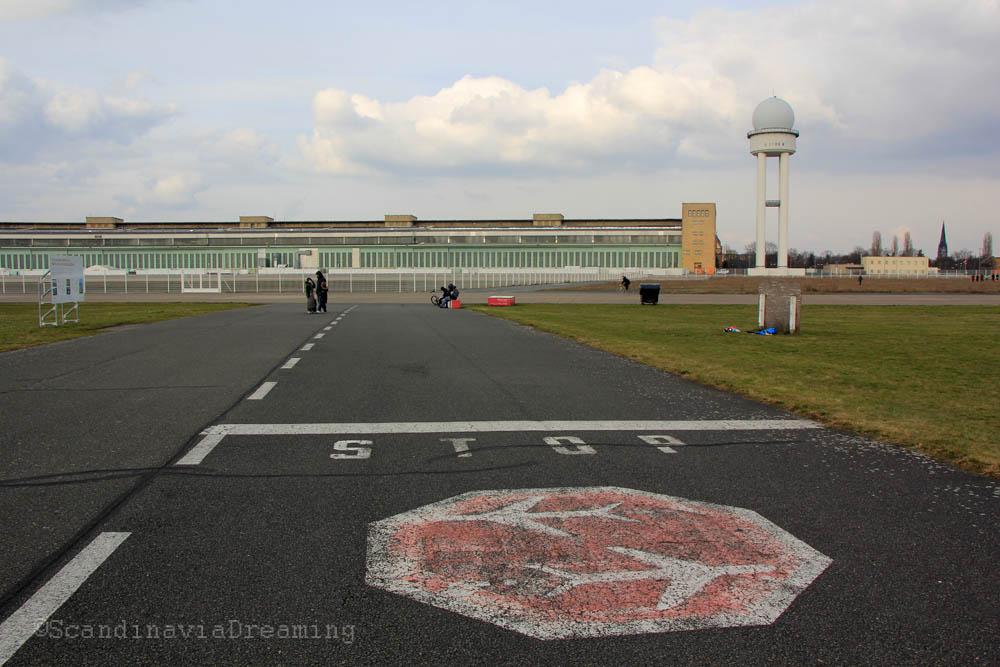 Tempelhof Tarmac Airport Berlin