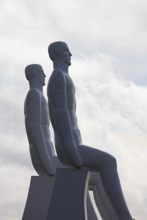 Géants d'Esbjerg, Danemark