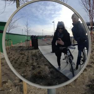 Selfie vélos