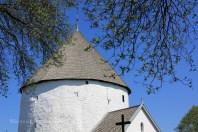 Bornholm église ronde