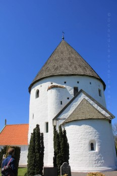 église ronde Bornholm