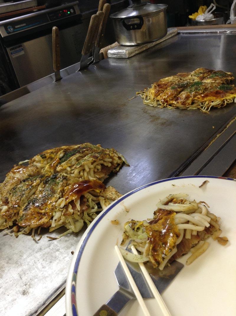 japanse pancake