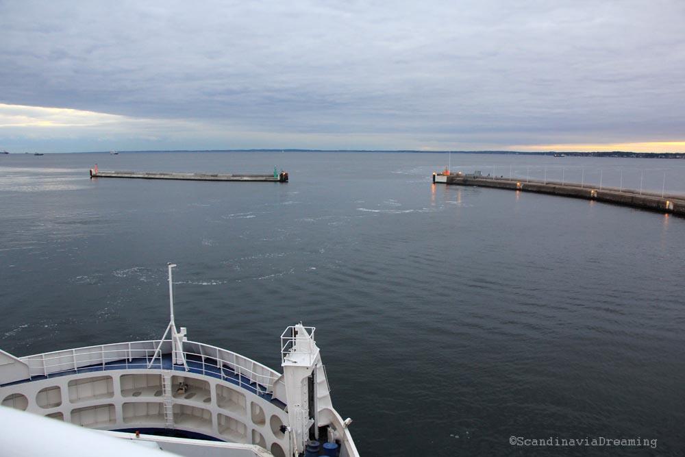 Ferry Danemark Islande