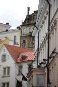 Rue de Tallinn Estonie