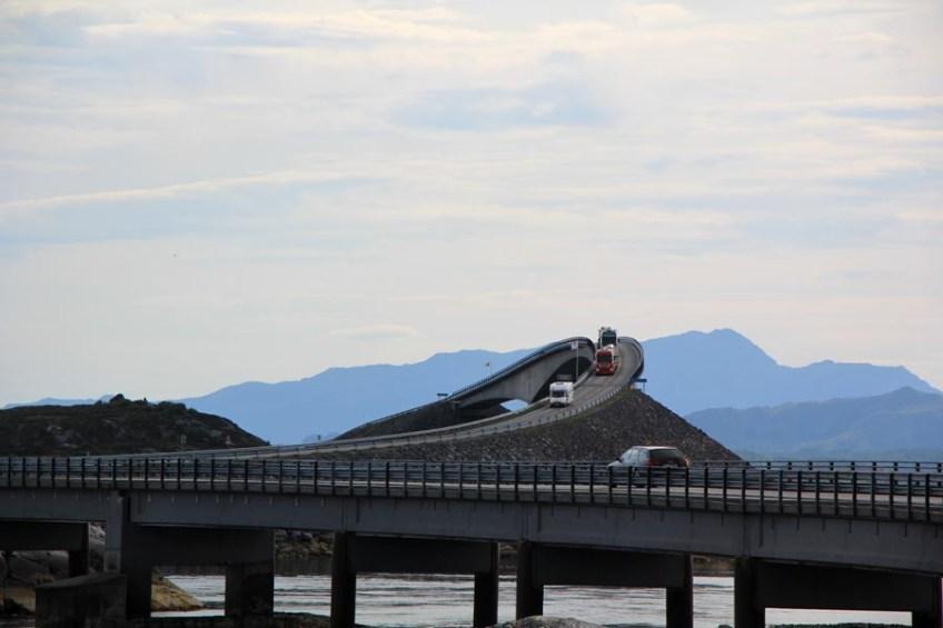 Route de l'Atlantique Norvège
