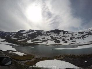 Montagnes Norvège
