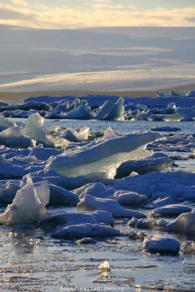 Glaces Islande