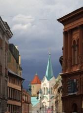 Riga Vieille ville