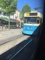 Tramway Göteborg