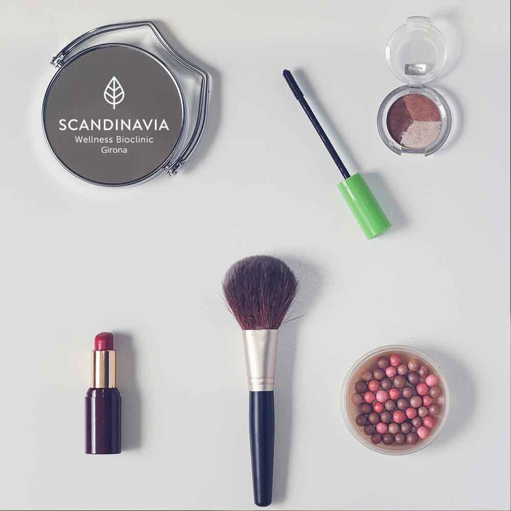 Maquillatge a Scandinavia Girona