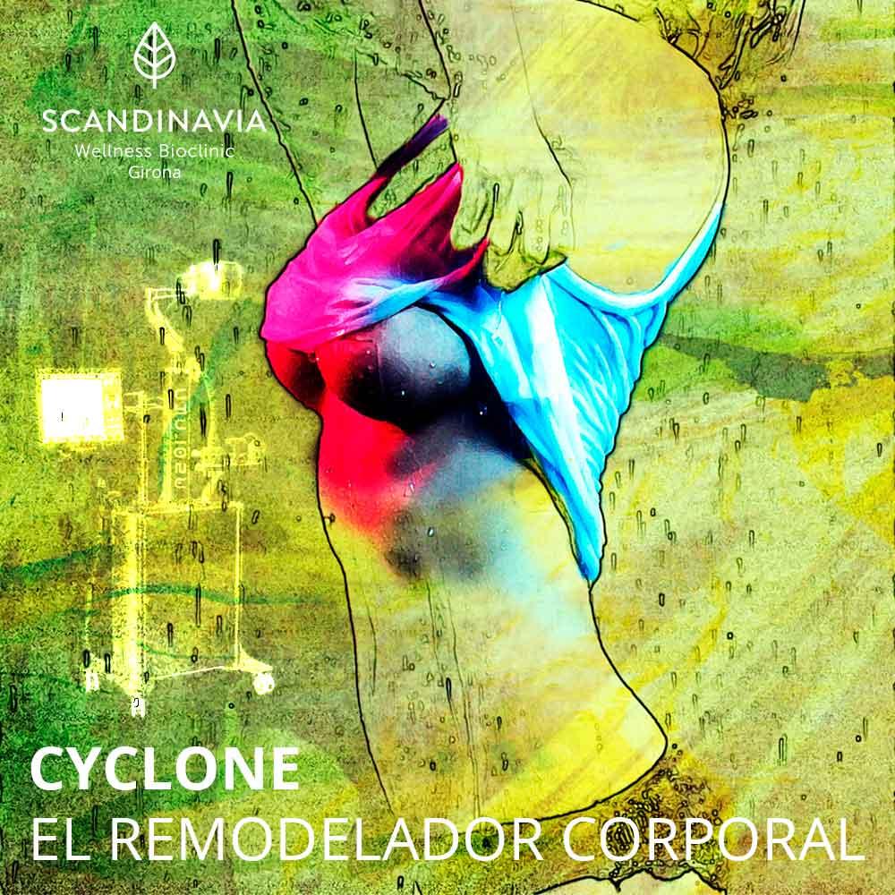CYCLONE EL REMODELADOR CORPORAL