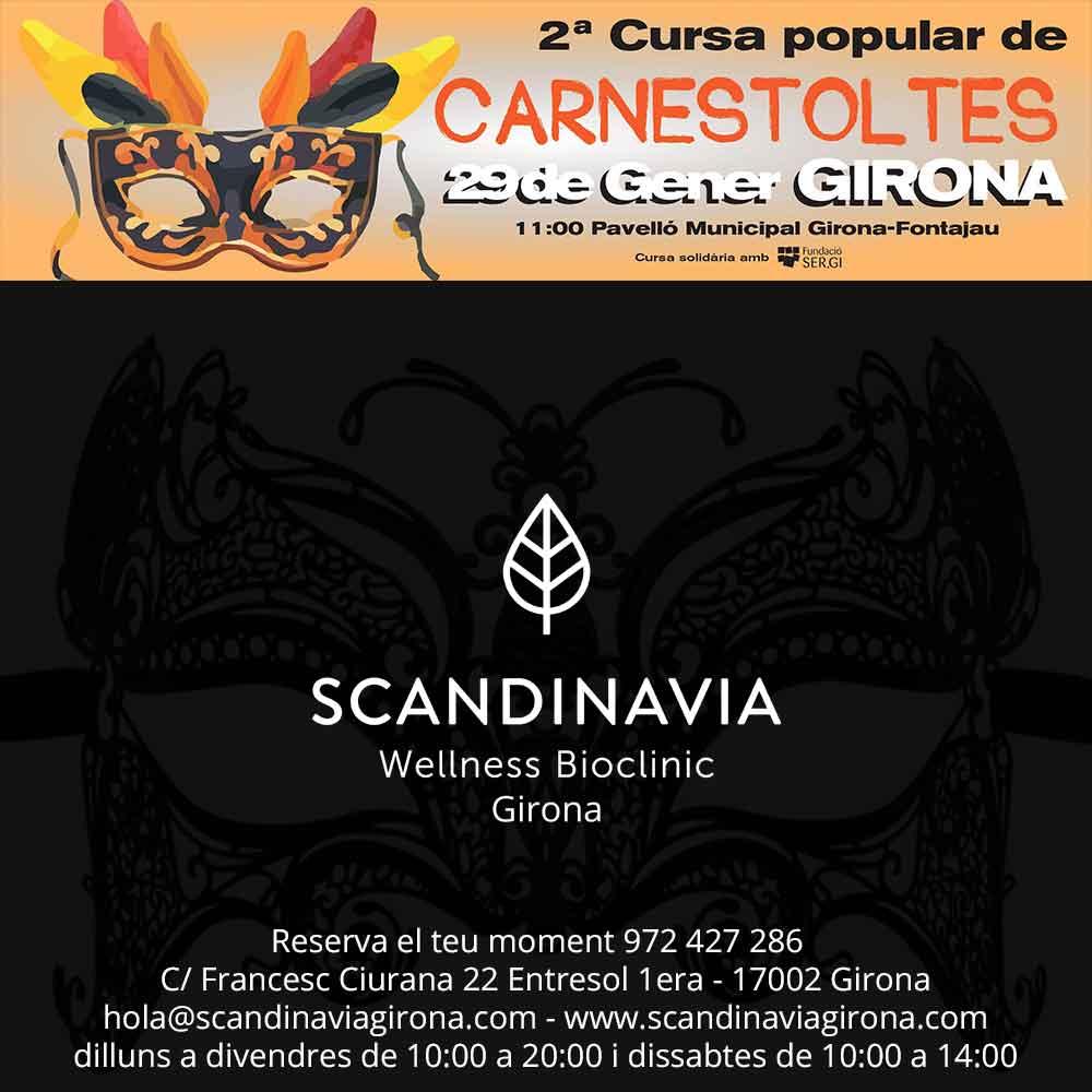 Cursa Carnestoltes de Girona 2017