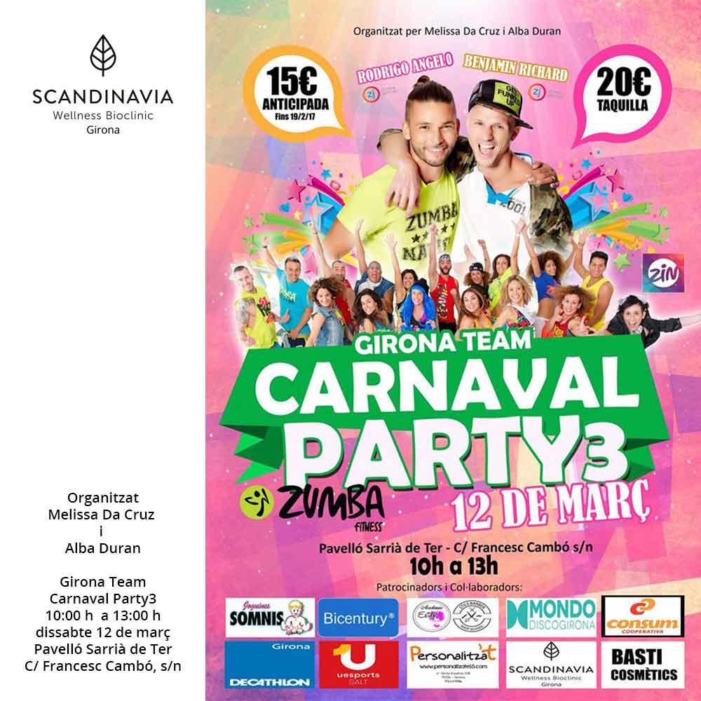 Girona Team : CARNAVAL PARTY3
