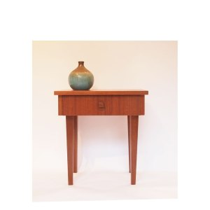 Table de chevet vintage scandinave