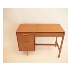 Petit bureau vintage scandinave