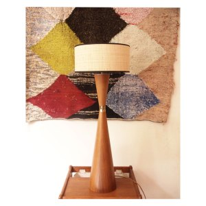 Lampe scandinave vintage diabolo #3