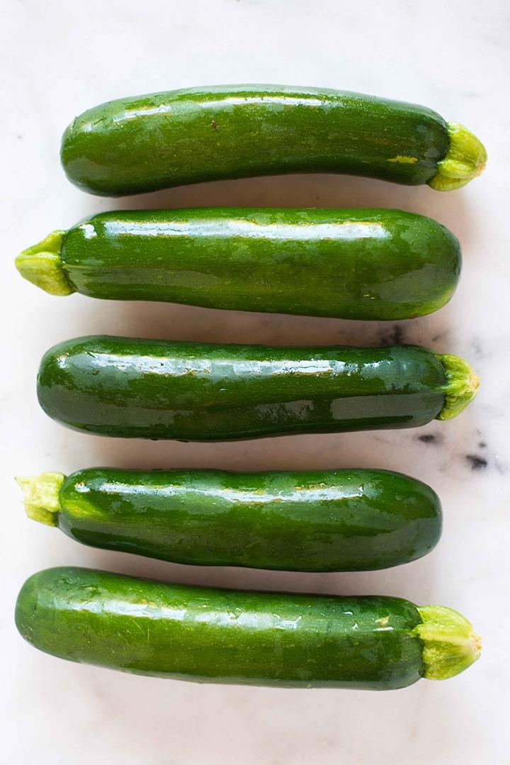 Zucchini Rösti