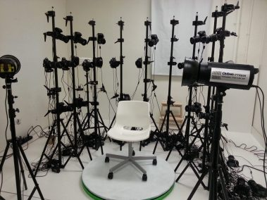 Photogrammetry Array