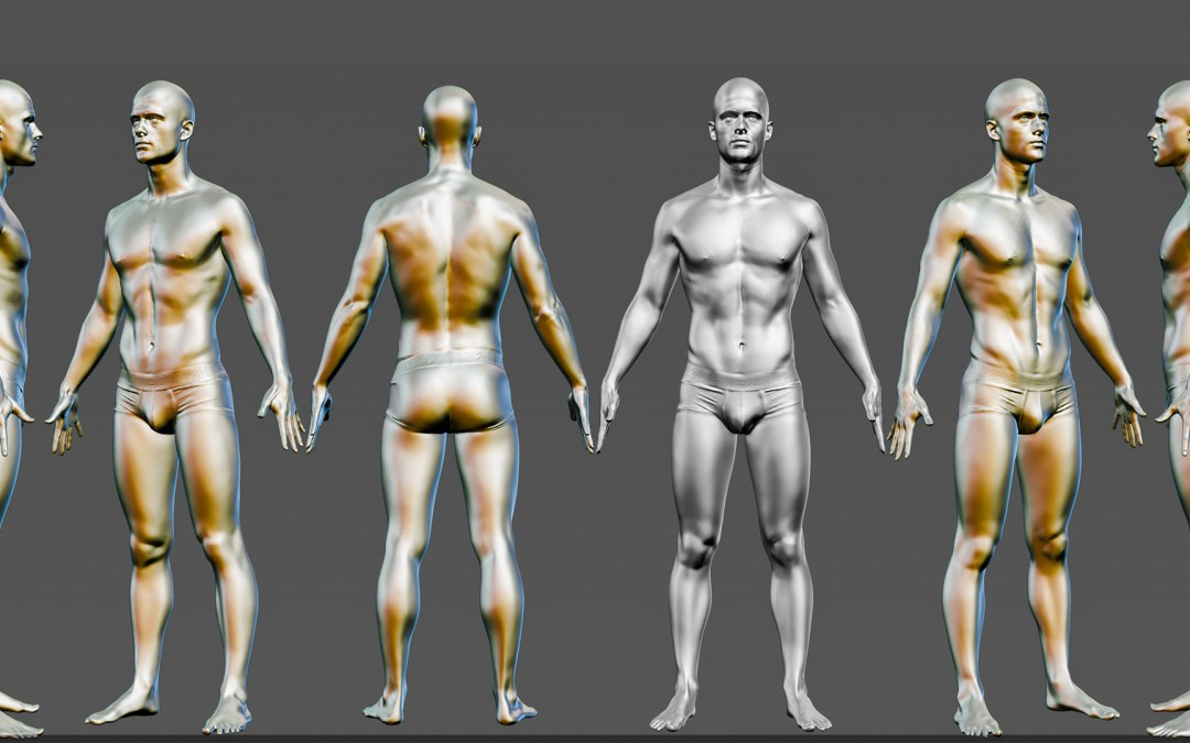 3D Full Body Scans