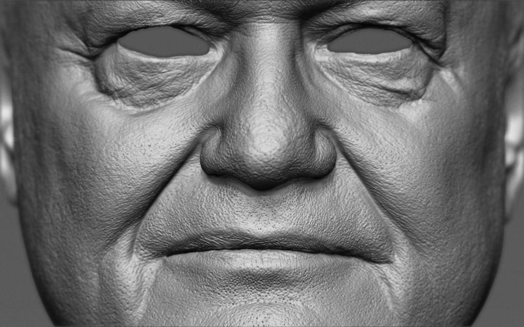 3D Head Scan