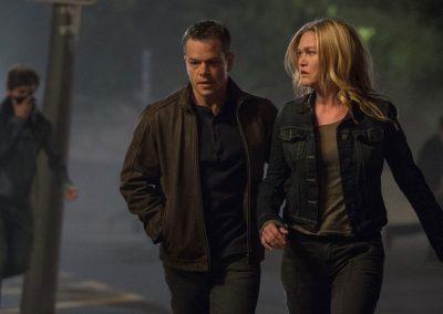 Jason Bourne with DoubleNegative