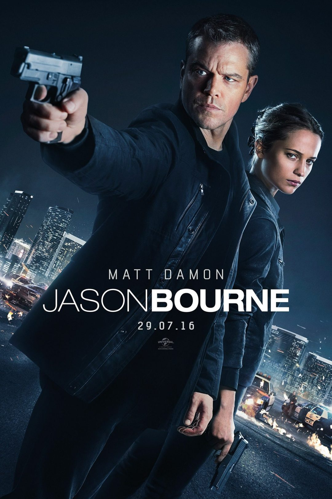 Jason Bourne (Feature FIlm)
