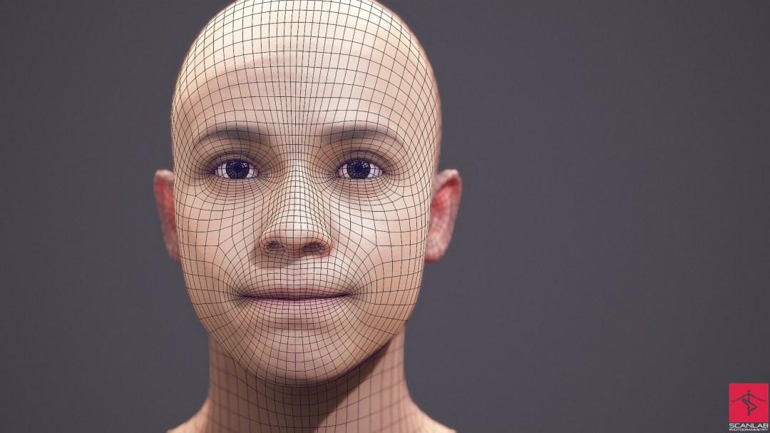 Face 3D Scans