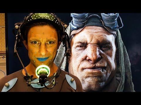 Industrial Light & Magic show off new facial capture