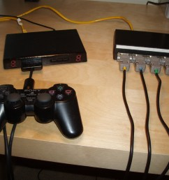 playstation 2 dual shock protocol revisited [ 1024 x 768 Pixel ]