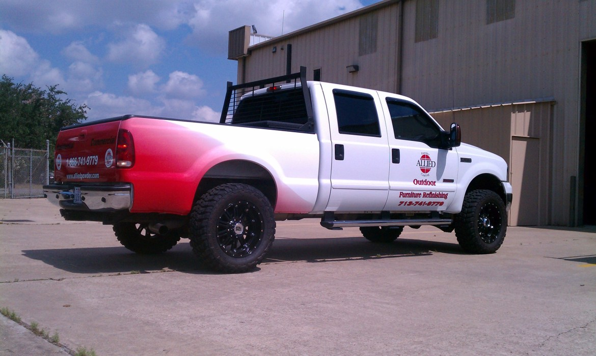 allied truck vehicle graphics