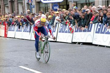 Tour de France in Ireland 1998 - The Racer