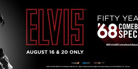 Elvis the Iconic 68' Comeback Special Concert