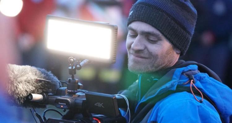 Fergus Sweeney named Film Mayo Creative Ireland Residency Award Winner