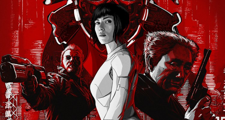 Ghost in the Shell Scannain Review
