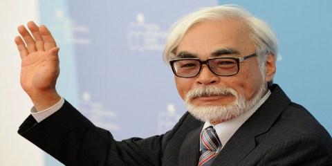 hayao miyazaki returns