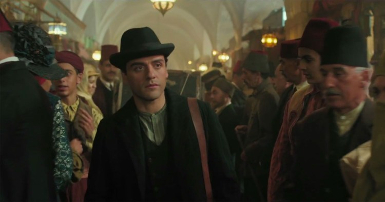 The Promise Scannain Review