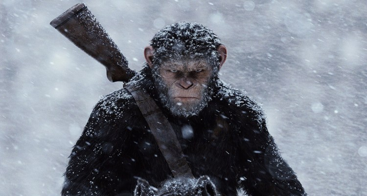 War for the Planet of the Apes Scannain Review