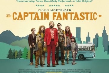 Captain Fantastic - Quad Poster