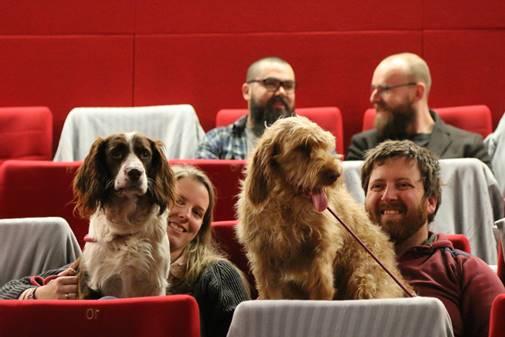 Dog Friendly Screenings
