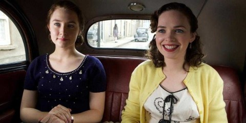 Eileen O'Higgins and Saoirse Ronan in Brooklyn