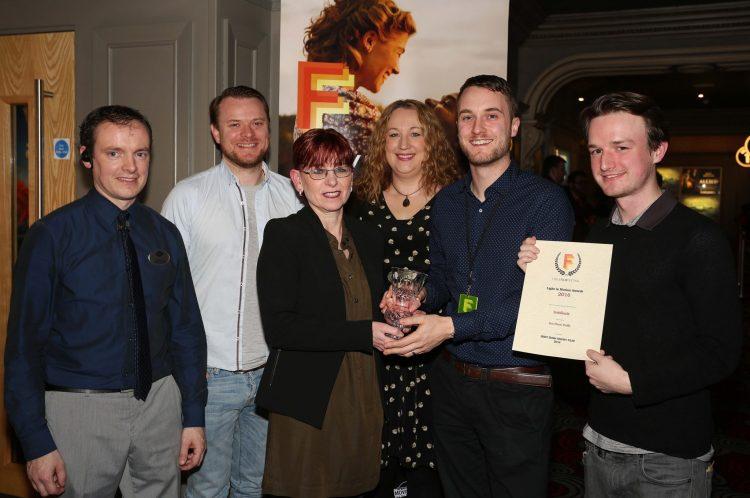 LIM AWARD - BEST IRISH SHORT: Gridlock directed by Ian Hunt Duffy
