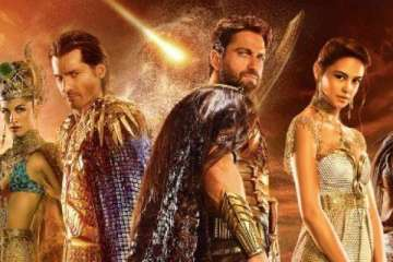 Gods of Egypt - Banner