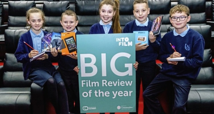 Into Film The Big Film Review 2019