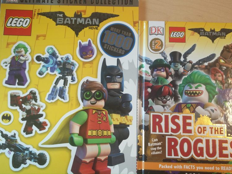 The LEGO Batman Movie Competition Prizes