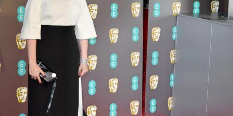 Olivia Colman at the 2019 EE BAFTA Awards