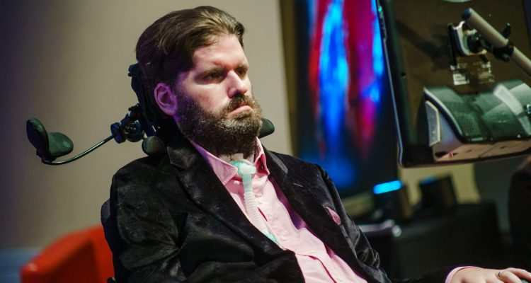 Simon Fitzmaurice - London Screenwriters' Festival