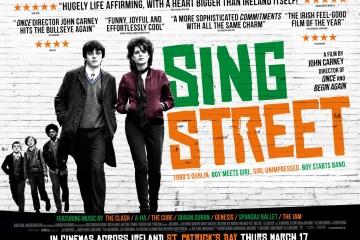 Sing Street - Quad Poster