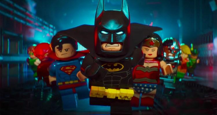 The LEGOBatman Movie