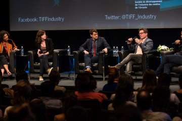 TIFF Industry 2016 - Evolving Borders